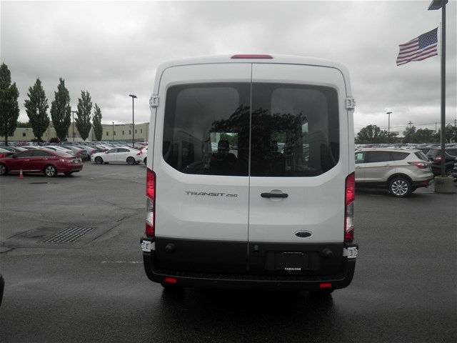 2017 Transit 250 Medium Roof Cargo Van #CR1530 - photo 7