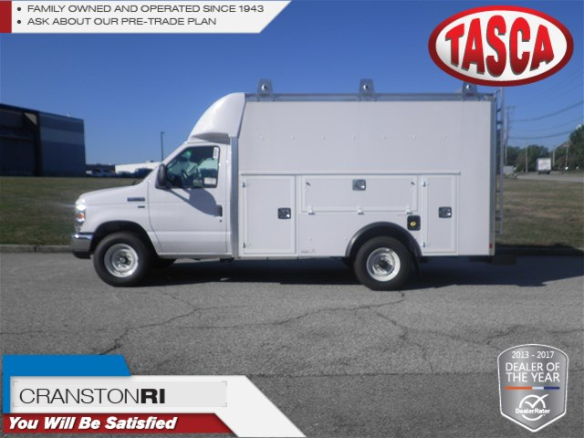 2017 E-350, Supreme Service Utility Van #CR1535 - photo 1