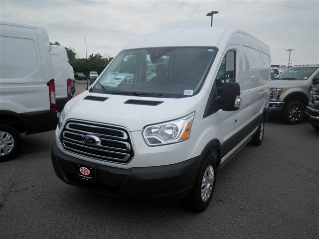 2017 Transit 250 Medium Roof Cargo Van #CR1640 - photo 11