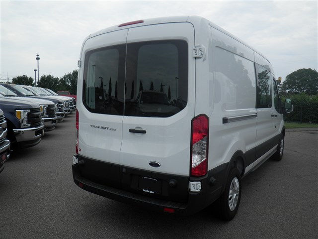 2017 Transit 250 Medium Roof Cargo Van #CR1640 - photo 5