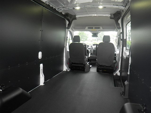 2017 Transit 250 Medium Roof Cargo Van #CR1640 - photo 2
