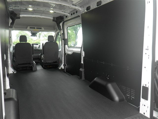 2017 Transit 250 Medium Roof Cargo Van #CR1640 - photo 6