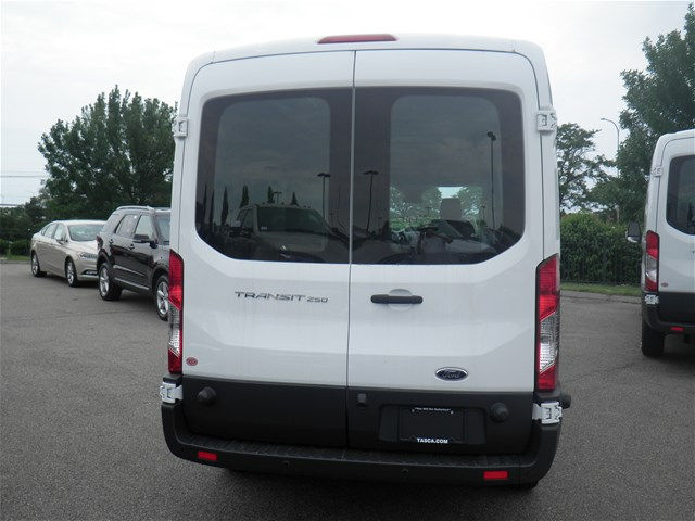 2017 Transit 250 Medium Roof Cargo Van #CR1640 - photo 8