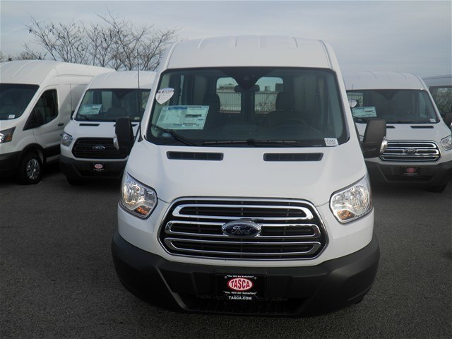 2017 Transit 250 Medium Roof Cargo Van #CR1683 - photo 13