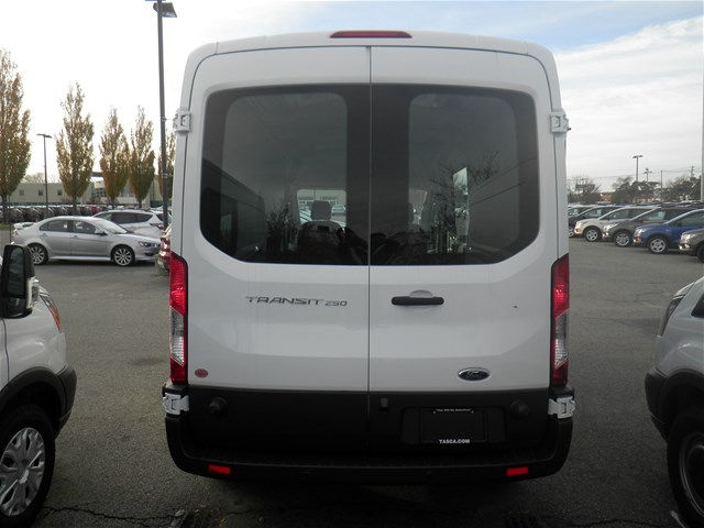 2017 Transit 250 Medium Roof Cargo Van #CR1683 - photo 5