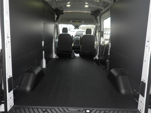2017 Transit 250 Medium Roof Cargo Van #CR1683 - photo 2