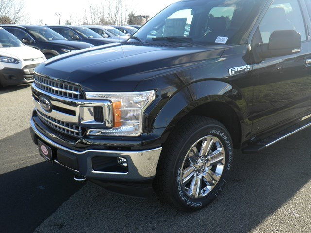 2018 F-150 Crew Cab 4x4, Pickup #CR1721 - photo 8
