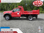 2017 F-550 Regular Cab DRW 4x4, Reading Dump Body #CR1745 - photo 1