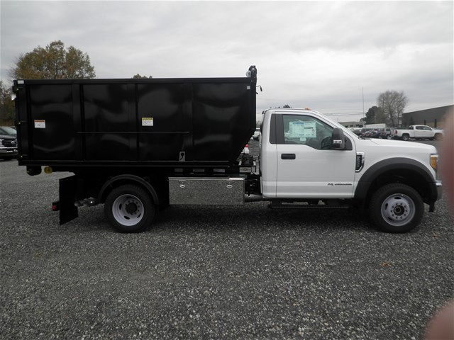 2017 F-550 Regular Cab DRW 4x4, Switch N Go Other/Specialty #CR1904 - photo 4
