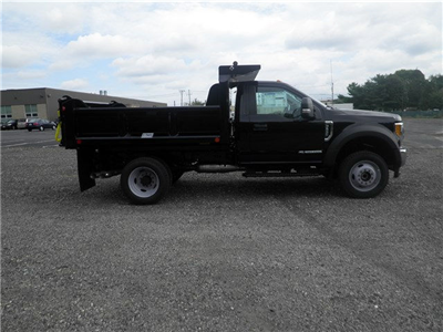 2017 F-550 Regular Cab DRW 4x4, Crysteel Dump Body #CR1951 - photo 3