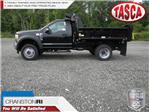 2017 F-550 Regular Cab DRW 4x4, Crysteel Dump Body #CR1951 - photo 1