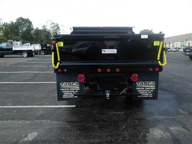 2017 F-550 Regular Cab DRW 4x4, Crysteel Dump Body #CR1955 - photo 2