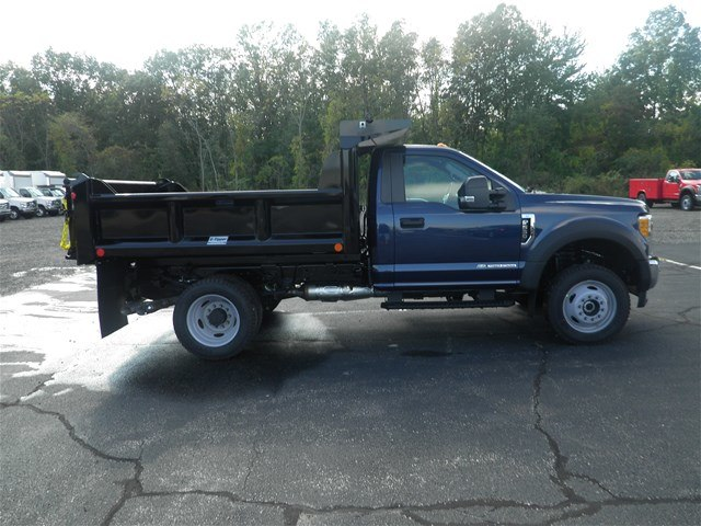 2017 F-550 Regular Cab DRW 4x4, Crysteel Dump Body #CR1955 - photo 3