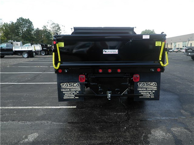 2017 F-550 Regular Cab DRW 4x4, Crysteel E-Tipper Dump Body #CR1955 - photo 2