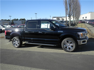 2018 F-150 Crew Cab 4x4, Pickup #CR2015 - photo 3