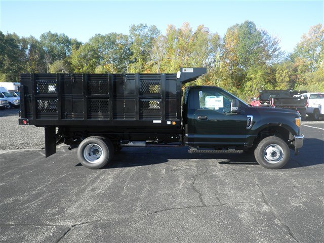 2017 F-350 Regular Cab DRW 4x4 Landscape Dump #CR2020 - photo 3