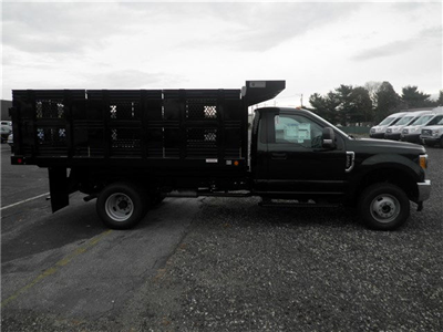 2017 F-350 Regular Cab DRW 4x4 Landscape Dump #CR2020 - photo 12