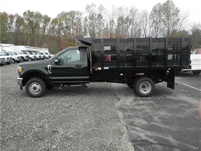 2017 F-350 Regular Cab DRW 4x4 Landscape Dump #CR2020 - photo 9