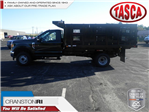 2017 F-350 Regular Cab DRW 4x4, Reading Stake Bed #CR2020 - photo 1