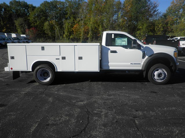 2017 F-550 Regular Cab DRW 4x4 Service Body #CR2061 - photo 3