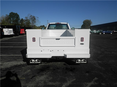 2017 F-550 Regular Cab DRW 4x4 Service Body #CR2061 - photo 2