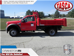 2017 F-550 Regular Cab DRW 4x4, Rugby Dump Body #CR2063 - photo 1