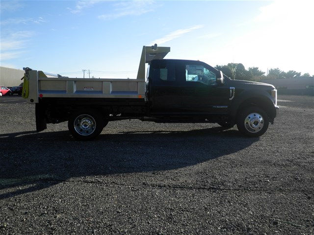 2017 F-550 Super Cab DRW 4x4, Iroquois Dump Body #CR2067 - photo 3
