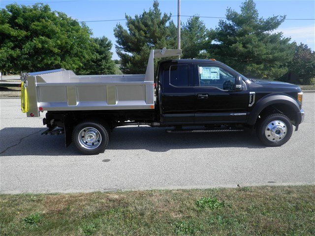 2017 F-550 Super Cab DRW 4x4, Iroquois Dump Body #CR2068 - photo 3