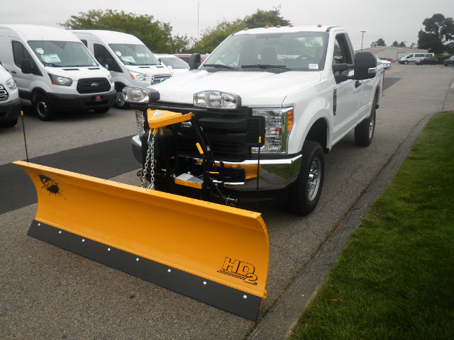 2017 F-250 Regular Cab 4x4 Pickup #CR2075 - photo 4