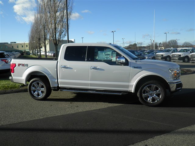 2018 F-150 Crew Cab 4x4 Pickup #CR2100 - photo 3