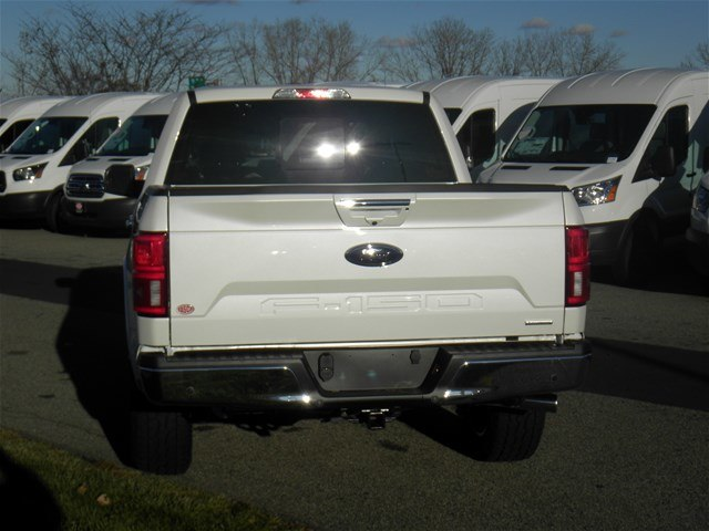 2018 F-150 Crew Cab 4x4 Pickup #CR2100 - photo 5