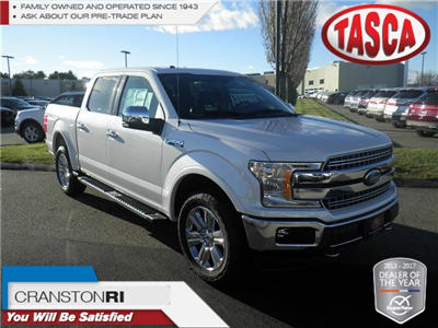 2018 F-150 Crew Cab 4x4 Pickup #CR2100 - photo 1