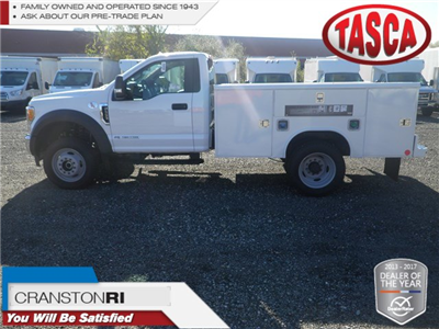 2017 F-550 Regular Cab DRW 4x4 Service Body #CR2161 - photo 1