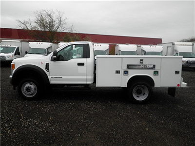 2017 F-550 Regular Cab DRW 4x4 Service Body #CR2161 - photo 9