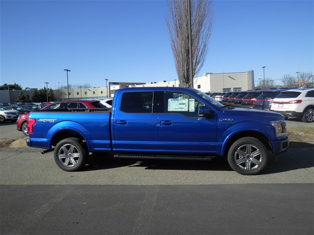 2018 F-150 Crew Cab 4x4, Pickup #CR2169 - photo 3
