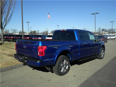 2018 F-150 Crew Cab 4x4, Pickup #CR2169 - photo 2