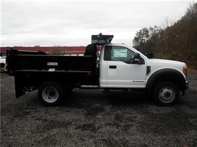 2017 F-550 Regular Cab DRW 4x4 Dump Body #CR2207 - photo 3