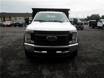 2017 F-550 Regular Cab DRW 4x4 Dump Body #CR2207 - photo 5