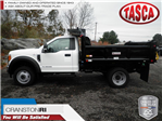 2017 F-550 Regular Cab DRW 4x4 Dump Body #CR2207 - photo 1