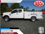 2017 F-350 Super Cab 4x4, Reading Classic II Steel Service Body #CR2208 - photo 1