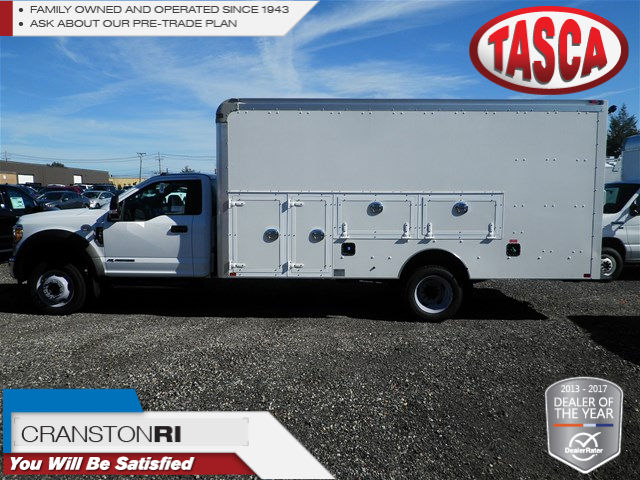 2017 F-550 Regular Cab DRW, Service Utility Van #CR2414 - photo 1