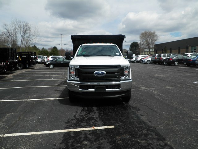 2017 F-350 Regular Cab DRW 4x4,  Reading Stake Bed #CR2446 - photo 4