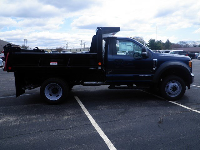2017 F-550 Regular Cab DRW 4x4,  Reading Dump Body #CR2448 - photo 3