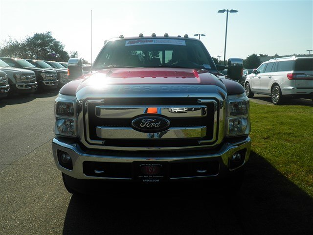 2013 F-350 Crew Cab 4x4,  Pickup #CR2579A - photo 3