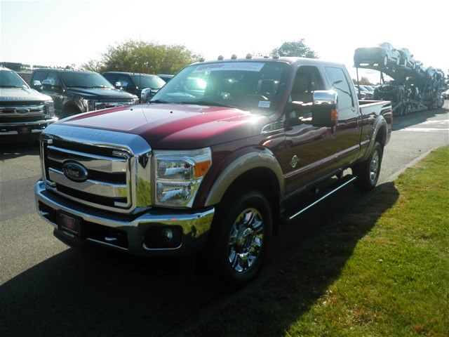 2013 F-350 Crew Cab 4x4,  Pickup #CR2579A - photo 4