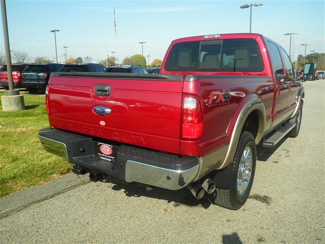 2013 F-350 Crew Cab 4x4,  Pickup #CR2579A - photo 2