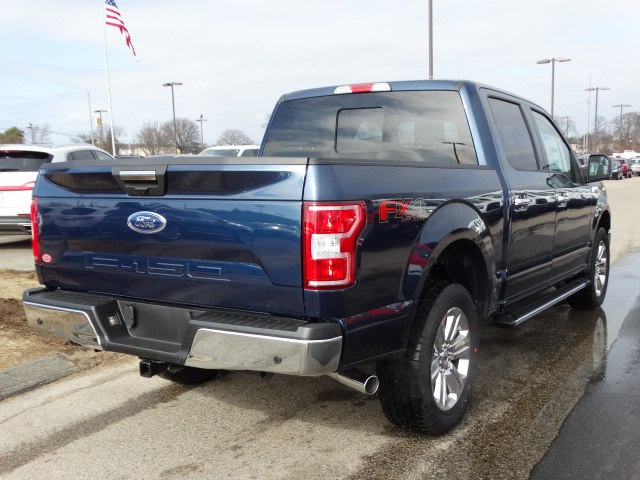2018 F-150 Crew Cab 4x4, Pickup #CR2648 - photo 2