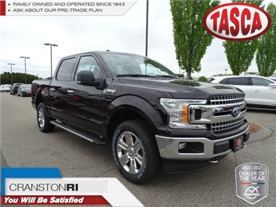 2018 F-150 SuperCrew Cab 4x4,  Pickup #CR2686 - photo 1