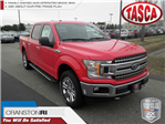 2018 F-150 Crew Cab 4x4, Pickup #CR2757 - photo 1