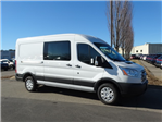 2018 Transit 250 Med Roof, Cargo Van #CR2782 - photo 3